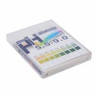 ph kit de tiras reactivas litmus al por mayor-100 Strip 5.5-9.0 PH Papel indicador de ácido alcalino Saliva de agua Litmus Kit de prueba PH Test Paper 20% de descuento
