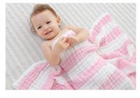 baño de niño pequeño al por mayor-Bebé lindo Toallas de baño 2018 Niño 100% Algodón Albornoz Recién nacido Muchachas Niños Niños Toallita Muy suave Cuidado de la piel Toalla Microfibra