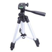 stative für camcorder großhandel-Ungefaltet (1080mm) Hochwertiges, tragbares Profi-Stativ für Digital- / Videokamera-Camcorder-Stativ für Nikon Canon Panas