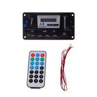 Wholesale usb mp3 player module for sale - 4 Bluetooth MP3 Decoding Board Module LED V DIY USB SD MMC APE FLAC WAV DAE Decoder Record MP3 Player AUX FM Folders Switch