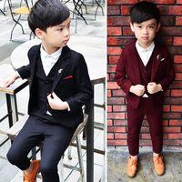 Wholesale Boys Wearing Suits Formal Dress Buy Cheap Boys Wearing