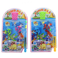 Wholesale toys shopping games for sale - Group buy Child toy Shoot a basket machine child Game machine Pocket marble Shopping promotion toys