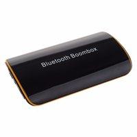 ev stereo için bluetooth alıcıları toptan satış-Kablosuz Araç AUX Bluetooth 4.1 Misic Alıcı 3.5mm Jack Stereo Bluetooth Boombox Ses Müzik Dongle Adaptörü Ev SmartPhone Için