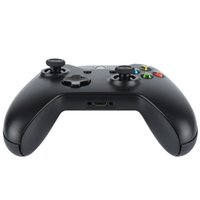 controllers al por mayor-Para XBOXONE / S / X Gamepad inalámbrico Controlador con cable Joystick y controlador de Windows para XBOX