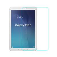 ingrosso 9.7 schermi del pc del ridurre in pani-Vetro temperato per Samsung Galaxy TAB A TAB E 8.0 / 9.6 / 9.7 / 10.1 pollici Tablet PC Pellicola salvaschermo