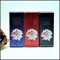 Wholesale Magic Lipsticks - HOT Brand HERES B2UTY Flower Matte Lipstick Temperature Change Magic Color Crystal Waterproof Long Lasting Lip Blam Makeup FREE SHIPPING