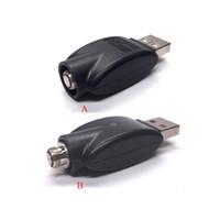 elektronik vape kalem dhl toptan satış-DHL Ücretsiz Kablosuz USB Şarj Elektronik Sigaralar USB Vape Şarj için Tüm 510 EGO EVOD Konu Pil CE3 O-Kalem BUD Dokunmatik Vape Kalem