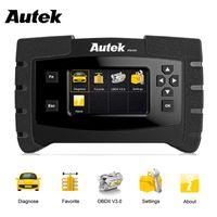 Wholesale Abs Airbag Scanner Tools - Autek IFIX-919 OBD2 Diagnostic Tool Scanner Full System Transmission ABS Airbag SAS Immobilizer Reset OBD 2 Automotive Scanner