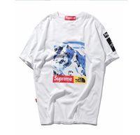 Wholesale Photo Shirts - New Men Women Hip Hop PHOTO Print Tee Skateboard Cool Rapper T-shirt Men Women Cotton Casual TShirt