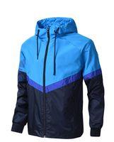 Wholesale designer jackets for mens - Designer Jackets 2018 New Fashion Brand Tide Mens Jacket Stylish Luxury Jackets Casual Sport Outdoor Windbreak for Men L-4XL