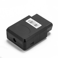 Wholesale porsche timing tools resale online - Easy operate obd II gps tracker with OBD diagnose function TK209 OBD GPS locator Real Time Car Vehicle Tracking Device