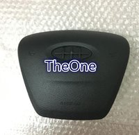 Wholesale Ford Focus Wheels - New air bag cover ford focus 2017 airbag cover steering wheel cover srs retail wholesale with logo