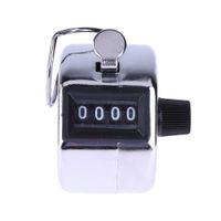 ingrosso contatore numerico manuale-Contatore manuale digitale Contatore numerico a 4 cifre Contatore manuale conteggio manuale Contatore manuale Golf Clicker