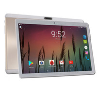 3g tablet pc dhl ips venda por atacado-2018 Novo DHL Livre de 10 polegada Tablet PC Octa Núcleo de 4 GB de RAM 32 GB ROM Android 7.0 3G 4G LTE FDD Tablet PC 2.5D Vidro Temperado IPS 10.1