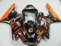 laranja r1 venda por atacado-Kit de carenagem de alta qualidade para carenagem YAMAHA R1 2000 2001 carenagem YZF R1 00 01 EF48