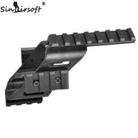 ingrosso punti luce laser per pistole-SINAIRSOFT Universal Tactical Pistol Scope Sight luce laser Mount con Quad 7/8