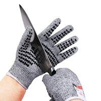 découper des gants achat en gros de-Anti-coupe Gants Hommes Femmes Gants D'hiver Confortable Cuisine Tactique Conduite F2