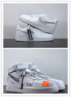 Wholesale Air Forced MID Retroes Just Do It AF1 sneakers LV8 LNTC just do it low air forced shoes