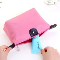 6e9a4859bf Wholesale pink cosmetic bag online - Pink sugao cosmetic bags purse brand  payment makeup bag organizer
