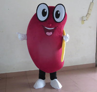 Wholesale mascot costumes for sale - 2018 Hot sale new happy healthy kidney mascot costume for adult to wear for sale