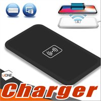 Wholesale samsung galaxy note bank online - MC A Qi Standard Universal Wireless Charger Pad Power Bank Portable Transmitter Accessary For Samsung Galaxy S6 S7 Edge Iphone Note