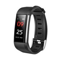 kluges armband oled großhandel-M200 OLED Smart Armband Fitness Tracker Armband Bluetooth Armband Uhr Blutdruck Pulsmesser Wasserdicht IP67