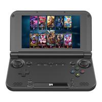 mini laptop de polegada android venda por atacado-Original GPD XD Plus 5 polegada Android 7.0 Handheld Gaming Laptop Mini Game Console 4 GB / 32 GB Jogo Tablet PC