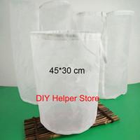 Wholesale Wine Brew - New arrival food grade home brew mash filter bag for batch homebrew filter bag bucket for beer wine whisky red wine moonshine