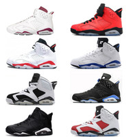 80decd16100 2018 Wholesale Hot Sale shoes 6 Black Cat Men Basketball Shoes for 6s  Sports Sneakers Free Shipping
