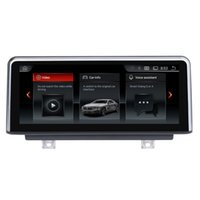 Wholesale bmw build car online - Android Car DVD Multimedia Player GPS Navigation for BMW Series F22 F45 MPV with Bluetooth SD USB WiFi