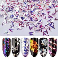Wholesale nails studs for sale - Rhinestones For Nails Jewelry Gems Color Nail Art Decoration Studs Rhinestone Beads Nail Accessories Tool