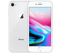 iphone neues handy großhandel-Neue Ankunft 4.7inch Apple iPhone8 Iphone 8 plus Hexa Kern 12MP mit Handy des Fingerabdruck-4G LTE geüberholten Handys