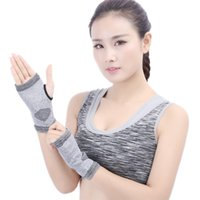 Wholesale charcoal bowl - Carpal Tunnel Wrist Support Bamboo Charcoal Technology Self-Warming Carpal Support Strap Palm Care Gloves Arthritis gloves Free DHL G895Q