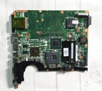 intel dv6 venda por atacado-Para HP Pavilion DV6 DV6-1000 Motherboard Laptop DV6T-1300 578378-001 Intel PM45 Chipset DDR3 Soquete 478 Notebook Sistema