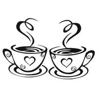 diseños de cocina de pared de café al por mayor-