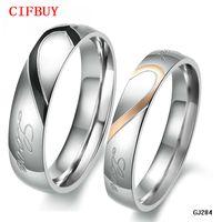ingrosso amore anelli di promessa wedding wedding-Jewelry Box libero!