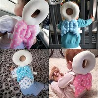 ingrosso angeli cuscini-Baby Angel Wing Head Bolster Bambini Lovely Toddler Cuscino protettivo Pad Toys Anti Fall Pillow Creative 9 1hb ff