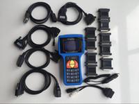 programadores clave ecu al por mayor-Programador profesional de llaves automáticas T300 V17.8 Lectura ECU-IMMO Para varios carros T 300 Antirrobo que empareja T-300 Transponder Key Maker