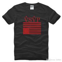 9961a26bc0e5 2017 New Arrivals ASAP ROCKY VSVP Printed Mens Men T Shirt Tshirt Fashion  2017 New Short Sleeve O Neck Cotton T-shirt Tee