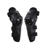 Wholesale elbow armor - New 4Pcs EVA Adjustable Elbow Knee Armor Guard Gear Pads Protector Knee & Elbow for Motorcross Sports Motorcycle Motorbike