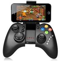 android için kablosuz bluetooth oyun denetleyicisi toptan satış-IPEGA PG-9021 Klasik Kablosuz Bluetooth V3.0 Android iOS için Gamepad Oyun Denetleyicisi Gamepad Joystick MTK Cep Telefonu PC TV Kutusu