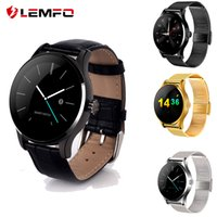Wholesale Voice Calling - LEMFO K88H Bluetooth Smart Watch MTK2502 voice control Smartwatch The Waterproof Smart Clock With Powerful Battery Pedometer