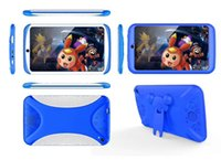 Wholesale android inch game tablet for sale - Group buy A good Birthday Christmas Gift inch Kids Tablet PC Quad Core Android Tablet GB x600 Screen Children Education Games