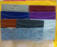 barramento de cartão venda por atacado-Estilo europeu estéreo 2017 de alta qualidade carteira de couro cartão mais carta cartão de crédito pacote de cartão de ônibus com a caixa