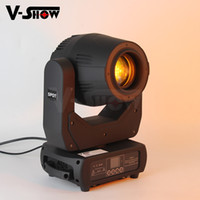 Wholesale new led moving head - Free shipping 2pcs New 150W LED Moving head spot light with flycase for mobile dj,event & party