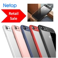 Wholesale Hd Casing - Retail Sale: Auto Focus Phone Case HD CrystaL Clear Backcover & Brilliant Clarity Protection Case Perfect fit with All Iphone 6 7 8 X
