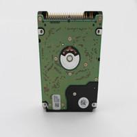 dizüstü bilgisayarın dahili sabit disk toptan satış-Kullanılan Dahili sabit sürücü 100GB 2,5 inç inç sabit disk IDE HDD 8MB 5400rpm Laptop Notebook için