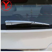 Wholesale hyundai ix35 accessories for sale - Group buy Car Rear Window Windshield Windscreen Wiper For Hyundai IX35 facelift auto accessories chrome exterior ABS YCSUNZ