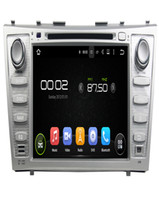 """Wholesale car audio for toyota - DOUBLE DIN8"""" 2-Din Car DVD Player GPS Navigation for Toyota Camry 2007-2011 with Radio Bluetooth TV USB AUX Audio Video Stereo Nav Head Unit"""