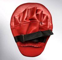 ingrosso karate focus mitts-New Fashion Boxing Mitt Training Target Focus Punch Pads Guanti MMA Karate Combat Thai Kick PU Materiale espanso
